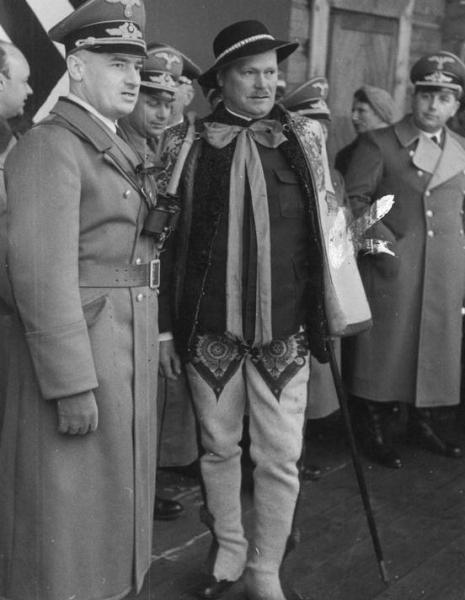 père stanisław świerk